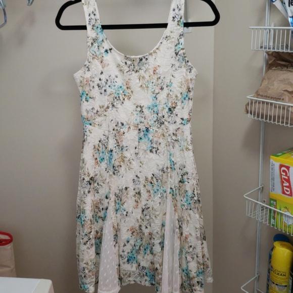 0db17b122 Disney Dresses & Skirts - Kohls Disney Cinderella line juniors dress